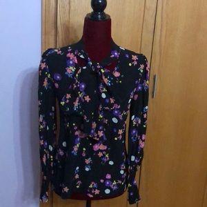 Nice long sleeves blouse